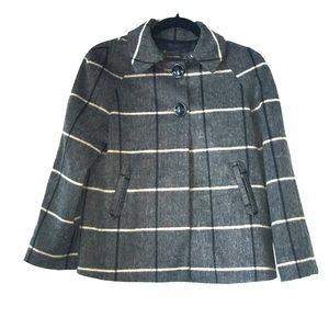 Zara A line jacket.
